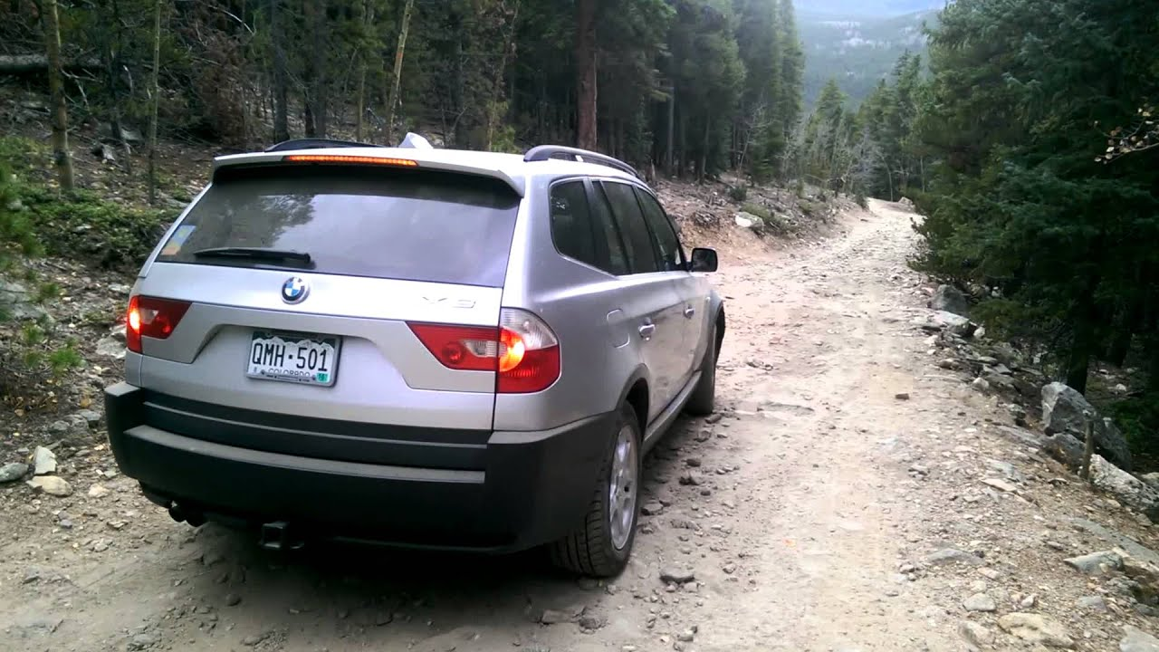 2005 bmw x3 off road in colorado at devil 39 s canyon youtube. Black Bedroom Furniture Sets. Home Design Ideas