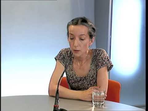 Писатель Полина Дашкова: Делить литературу на женскую и мужскую -- безграмотно!
