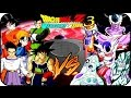DRAGON BALL Z BUDOKAI TENKAICHI 3 VERSION LATINO GAMEPLAY LA FAMILIA DE GOKU Y FREEZER mp3
