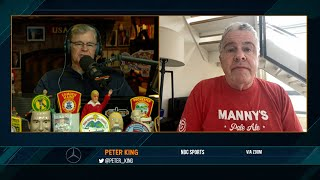 Peter King on the Dan Patrick Show (Full Interview) 5/3/21