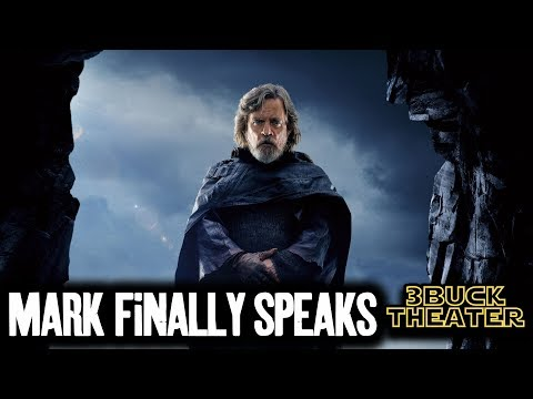 Mark Hamill confirms his dislike of THE LAST JEDI