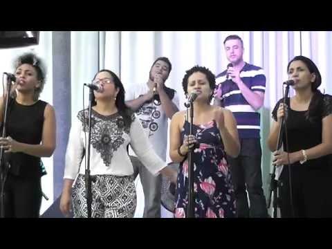 Igreja Crist Abrigo-Culto da familia-Abrigo Choir-Eu sou grato