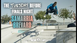 Samarria Brevard: Countdown To Finals Night | WBATB