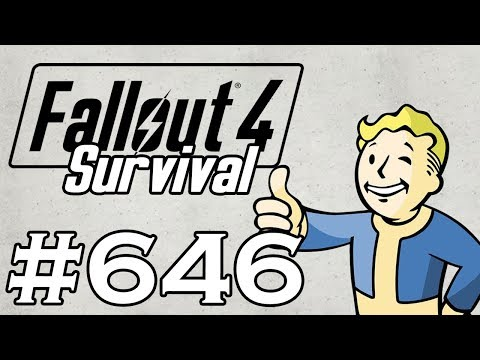 Let's Play Fallout 4 - [SURVIVAL - NO FAST TRAVEL] - Part 64