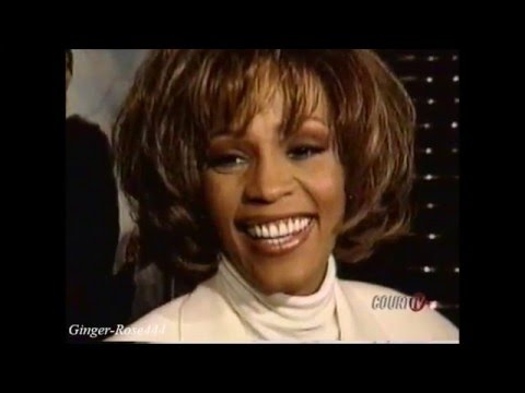 Whitney Houston 'Hollywood Justice'