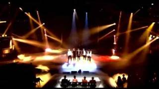 One Direction - If I Just Lay Here X Factor Semi Finals