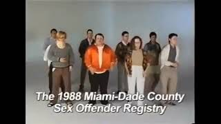 Sex offender shuffle but it is faster than the original video