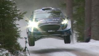 WRC Rally Sweden 2017 - Motorsportfilmer.net thumbnail