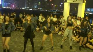 180827 4MINUTE (포미닛) - Hot Issue (Dance Cover) @Vintage Kpop Dance Night