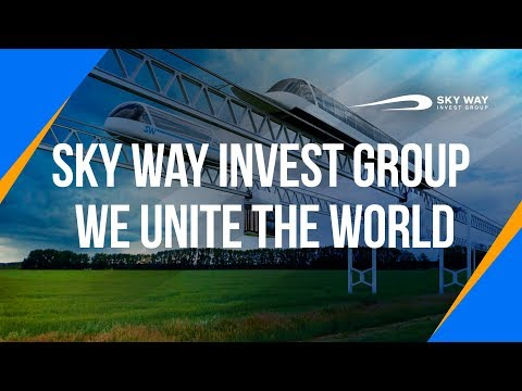 Sky Way Invest Group. We unite the world