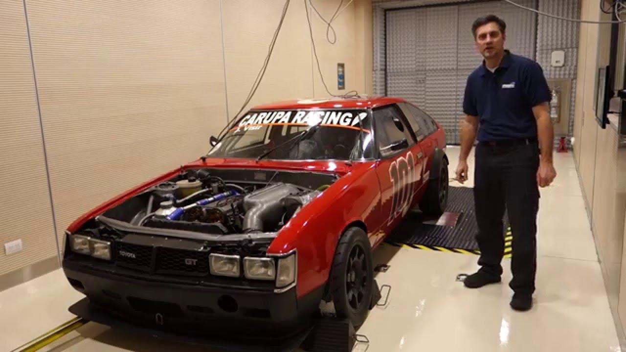 Toyota Celica 81 Motor 2 0l 16v Dohc De Top Race Ex