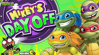 Teenage Mutant Ninja Turtles: Mikey's Day Off - TMNT Nickelodeon Cartoon Game