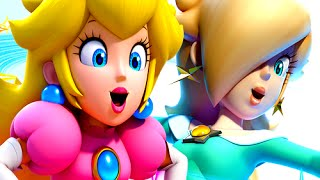 Top 10 Super Mario Bros. Girls