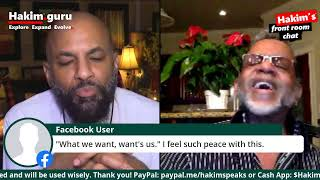 Hakim's Front Room Chat with Dr. Carlton Pearson