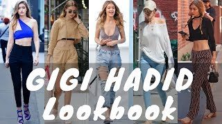 Latest Gigi Hadid Summer Outfits Style 2018 Lookbook | Celebrity Fashion