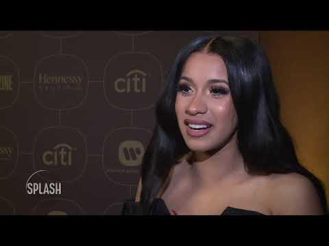 Cardi B thinks daughter Kulture looks like her sister   Daily Celebrity News   Splash TV