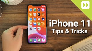 Must See iPhone 11 Tips and Tricks - Starters Guide to Using an Apple iPhone 11