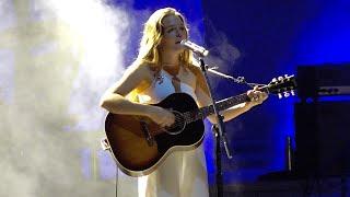 Maggie Rogers, Alaska (live acoustic), Greek Theater, Berkeley, CA, September 20, 2019 (HD)