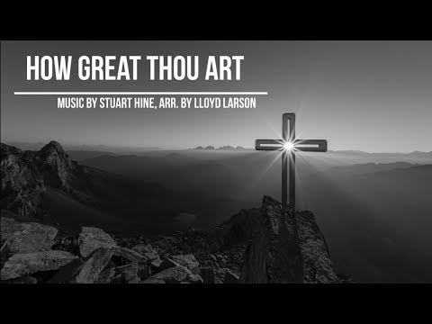"""How Great Thou Art"" - Choral version sung by Sunday 7pm Choir - Catholic Church Choir"