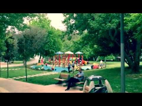 Walk Through Macka Demokrasi Park Istanbul
