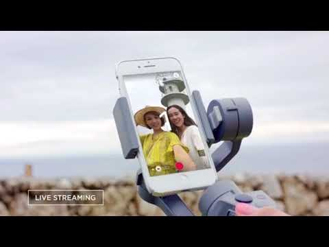 Share your story with DJI Osmo Mobile 2 | Corporate Travel Concierge