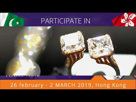 Pakistani Gem Exporters Share Their Experience Of Hong Kong Diamonds, Gems And Pearl Show