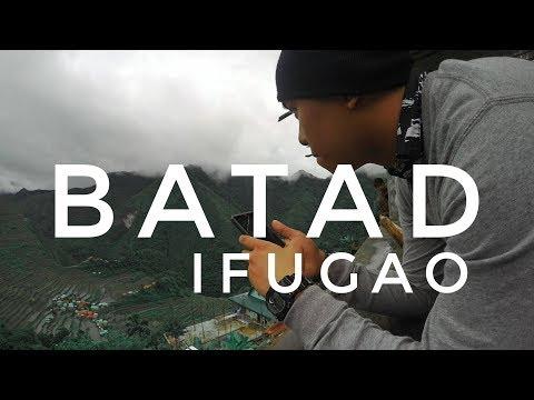 Travel Vlog #3: PART 1: BATAD, IFUGAO