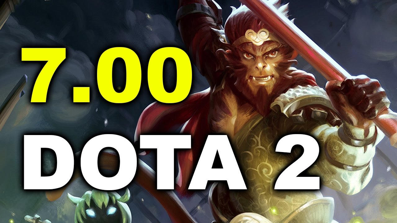 dota 2 patch 7 00 biggest changes youtube