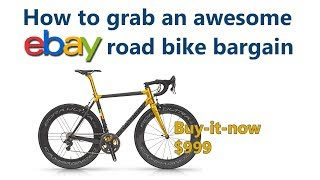 Top 10 tricks to grab an amazing ebay bike bargain (Power user tips)