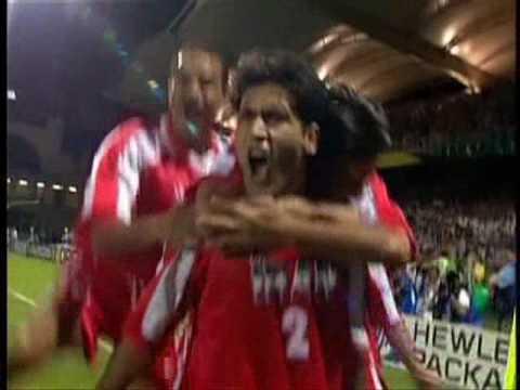 "(( IRAN 2 - 1 USA ))   Football WorldCup ""France 1998"""
