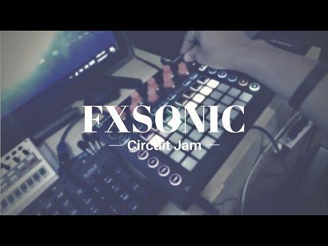 Quick 80's Dance - FXSONIC CIRCUIT JAM 07302017