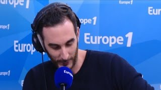 Matthieu Noël soutient Michel Drucker