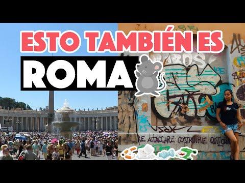 Lo que NO me gusta de Roma
