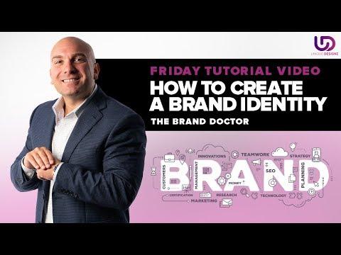 The Basics of Branding - Brand Identity - The Brand Doctor