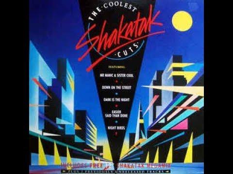 Disco Mix 1980's Funk & Shakatak