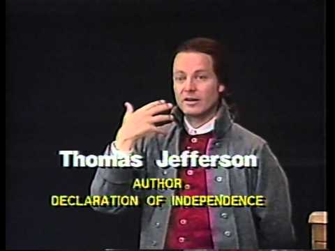 Clay Jenkins as Thomas Jefferson