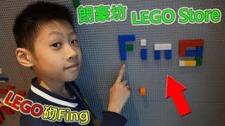 臭Fing:LEGO 砌 Fing @ 朗豪坊 LEGO Store (2017-01-22)