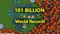 Zombs.io - WORLD RECORD (101B SCORE)   Best Base Ever! Bryan Smith