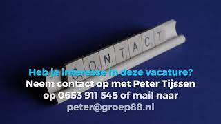 Vacature gevorderd assistent accountant Heerhugowaard Middelgroot Accountantskantoor