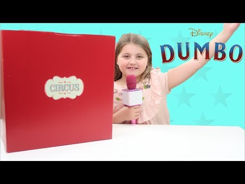 Disney Dumbo With Fluttering Ears Plush Toy 2019