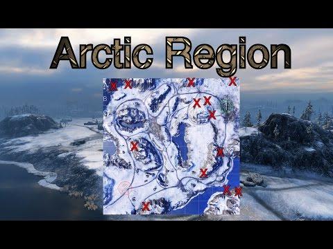 Xan's Climbing - Arctic Region Pre-Patch 9.20