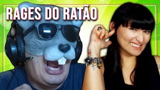 REAGIMOS AOS MAIORES RAGES DO RATO BORRACHUDO thumbnail