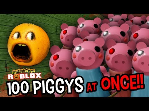 100 Piggys At Once!!!