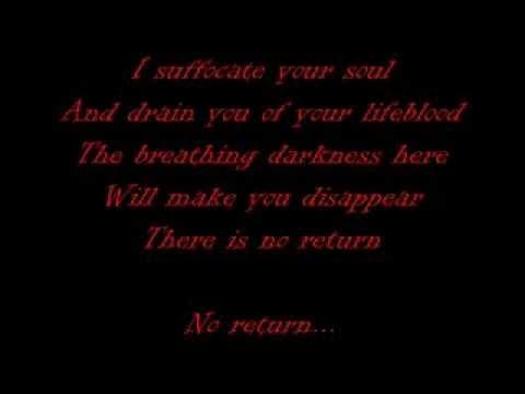 Bloodbath - Cry My Name with lyrics