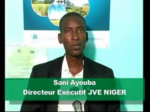Decouverte ONG JVE Niger