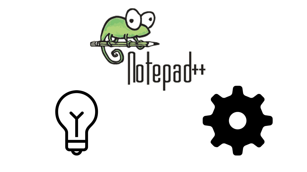 how to make notepad++ default