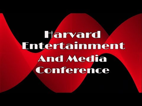 Vlog #34 Harvard Entertainment Conference