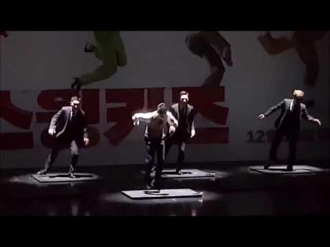 181112 EXO DO Kyungsoo Tap Dance At Swing Kids Showcase