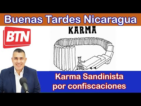 EN VIVO. Karma Sandinista por confiscaciones | BTN Noticias | - Viernes 26 de Febrero.