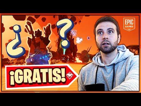 ⚠️ EL *NUEVO* JUEGO GRATIS DE EPIC GAMES ⚠️